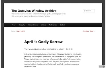 http://octaviuswinslow.org/2011/04/01/april-1-godly-sorrow/