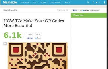 http://mashable.com/2011/04/18/qr-code-design-tips/