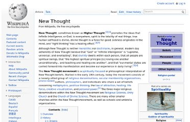 http://en.wikipedia.org/wiki/New_Thought