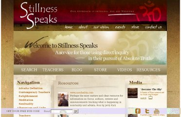 http://www.stillnessspeaks.com/resources/