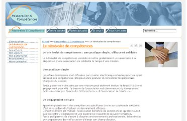 http://www.passerellesetcompetences.org/pcsite/index.php?option=com_content&view=article&id=1&Itemid=25