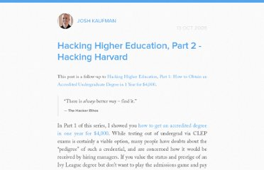 http://personalmba.com/hacking-higher-education-harvard/