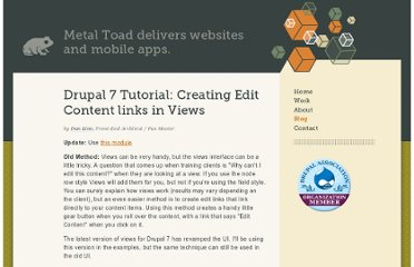 http://www.metaltoad.com/Drupal-7-Tutorial-Creating-Edit-Content-Links-Views