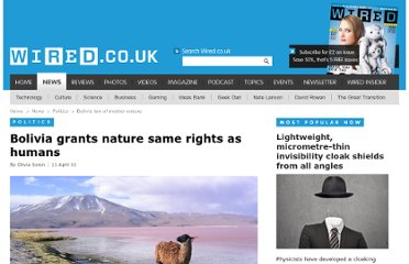 http://www.wired.co.uk/news/archive/2011-04/11/bolivia-law-of-mother-nature