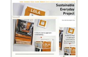 http://www.sustainable-everyday.net/lola/