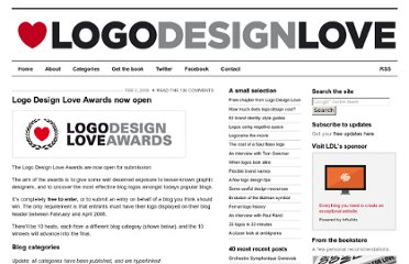 http://www.logodesignlove.com/logo-design-love-awards-now-open