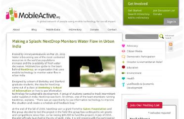 http://www.mobileactive.org/nextdrop-tracking-water-urban-india