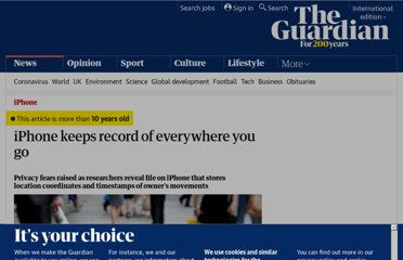 http://www.guardian.co.uk/technology/2011/apr/20/iphone-tracking-prompts-privacy-fears
