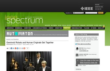 http://spectrum.ieee.org/automaton/robotics/humanoids/geminoid-robots-and-human-originals-get-together
