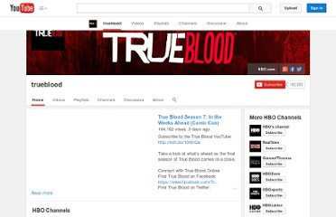 http://www.youtube.com/user/trueblood