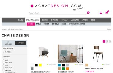 http://www.achatdesign.com/catalogue/chaise.html
