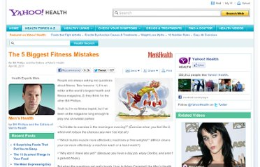 http://health.yahoo.net/experts/menshealth/5-biggest-fitness-mistakes