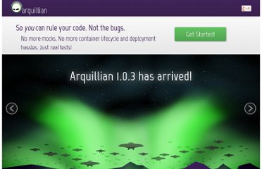 http://www.jboss.org/arquillian