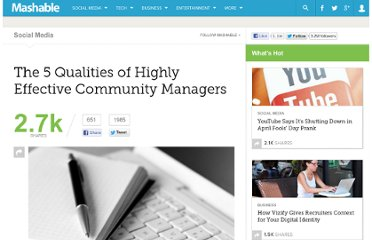 http://mashable.com/2011/04/21/hiring-community-manager-tips/