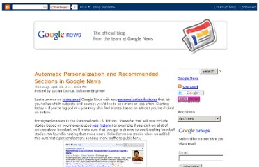 http://googlenewsblog.blogspot.com/2011/04/automatic-personalization-and.html