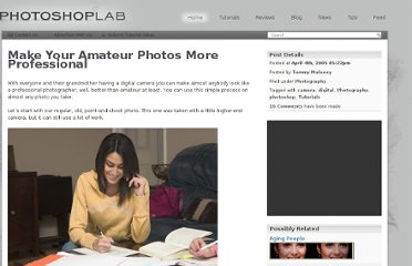 http://www.photoshoplab.com/make-your-amateur-photos-more-professional.html