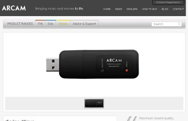 http://www.arcam.co.uk/products,Devices,Accessories,rWave.htm