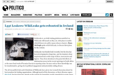 http://www.politico.ie/crisisjam/7448-l33t-leakers-wikileaks-gets-rebooted-in-ireland