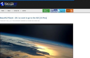 http://triggerpit.com/2011/04/21/beautiful-planet-oh-i-so-want-to-go-to-the-iss/