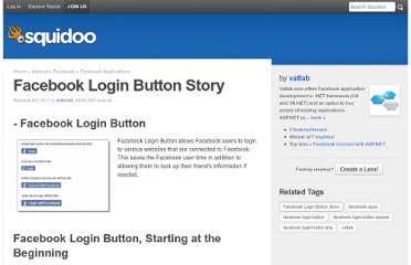 http://www.squidoo.com/facebook-login-button-story