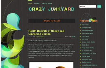 http://www.crazyjunkyard.com/category/health/