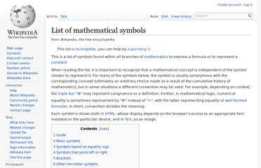 http://en.wikipedia.org/wiki/List_of_mathematical_symbols