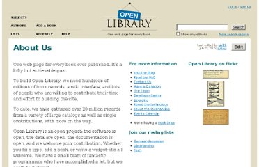 http://openlibrary.org/about