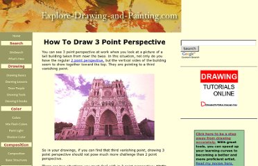 http://www.explore-drawing-and-painting.com/3-point-perspective.html