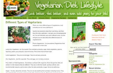 http://vegetariandietlifestyle.com/blog/different-types-of-vegetarians.html
