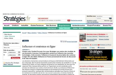 http://www.strategies.fr/blogs-opinions/idees-tribunes/154885W/influence-et-contenus-en-ligne.html