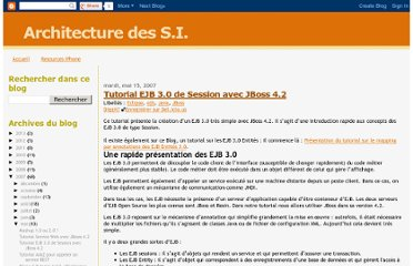 http://jl2tho.blogspot.com/2007/05/tutorial-ejb-30-de-session-avec-jboss.html