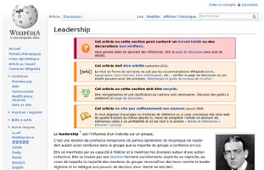 http://fr.wikipedia.org/wiki/Leadership