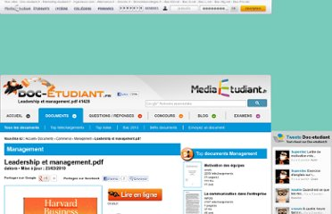http://www.doc-etudiant.fr/Commerce/Management/Rapport-Leadership-et-management-pdf-41428.html