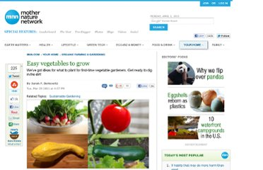 http://www.mnn.com/your-home/organic-farming-gardening/stories/easy-vegetables-to-grow