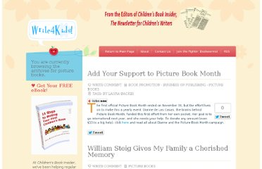 http://www.write4kids.com/blog/category/picture-books/