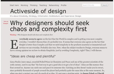 http://design.activeside.net/why-designers-should-seek-complexity