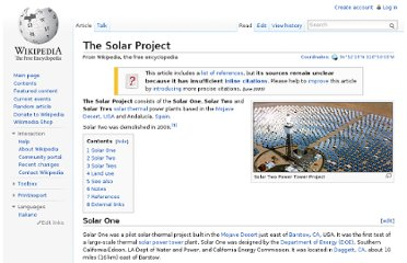 http://en.wikipedia.org/wiki/The_Solar_Project