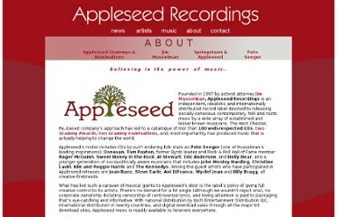 http://www.appleseedmusic.com/about/index.html