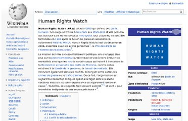 http://fr.wikipedia.org/wiki/Human_Rights_Watch
