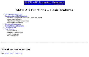 http://web.cecs.pdx.edu/~gerry/MATLAB/programming/basics.html#anatomy