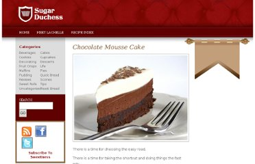 http://www.sugarduchess.com/2011/04/chocolate-mousse-cake/