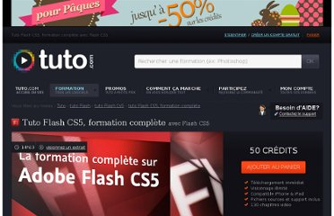 http://fr.tuto.com/flash/flash-cs5-formation-complete-flash,10202.html