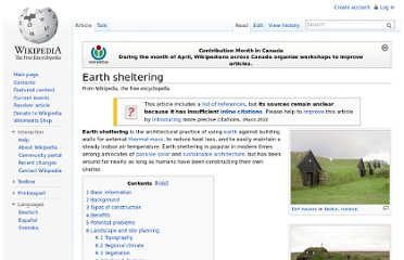 http://en.wikipedia.org/wiki/Earth_sheltering