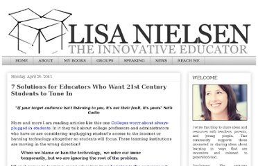 http://theinnovativeeducator.blogspot.com/2011/04/6-solutions-for-educators-who-want-21st.html