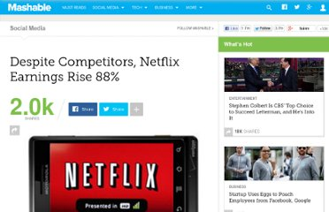 http://mashable.com/2011/04/25/despite-competitors-netflix-earnings-rise-88/