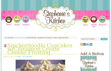 http://www.stephanieskitchen.com/2011/03/snickerdoodle-cupcakes-wcinnamon-cream-cheese-frosting/