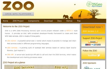 http://zoo-project.org/#ZOOProjectscheme