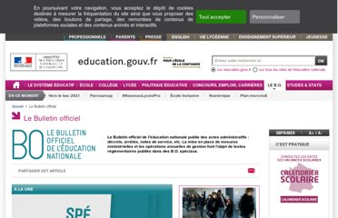http://www.education.gouv.fr/pid285/le-bulletin-officiel.html