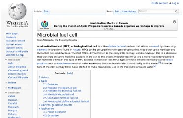 http://en.wikipedia.org/wiki/Microbial_fuel_cell