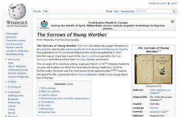 http://en.wikipedia.org/wiki/The_Sorrows_of_Young_Werther